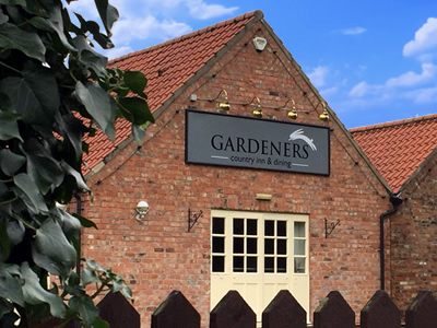 Gardeners Country Inn Rebrand Featured Image