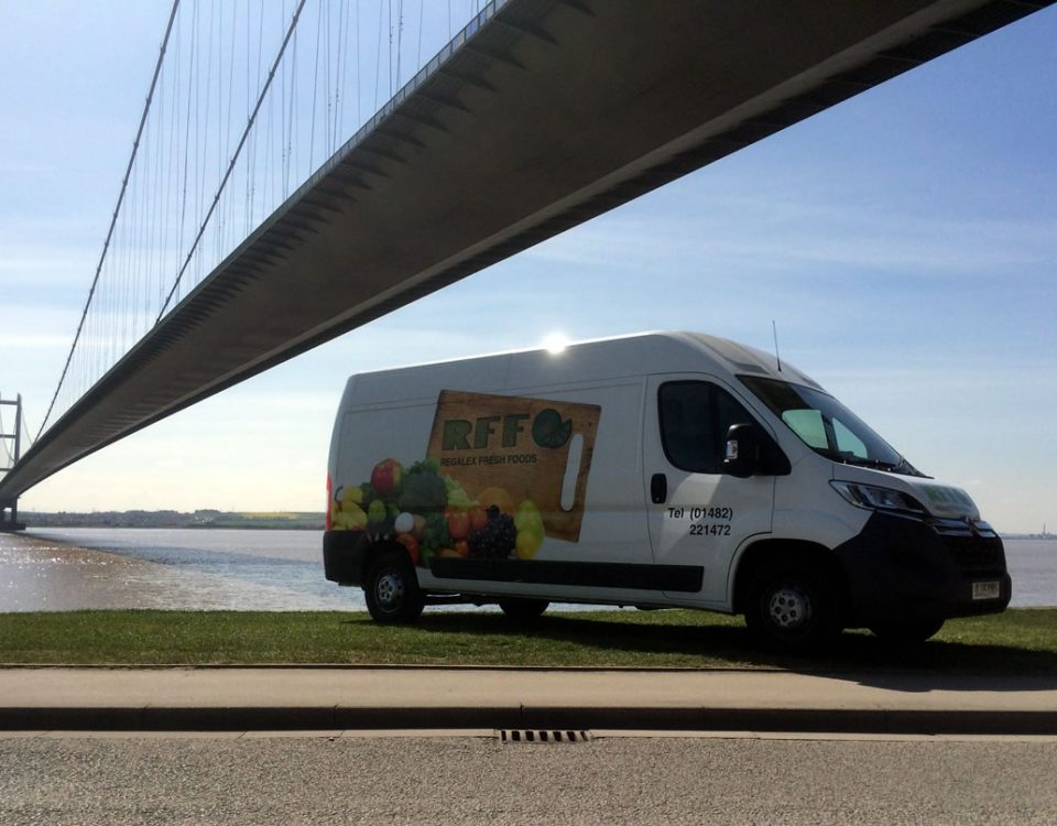 Vehicle Livery and Graphics in Hull