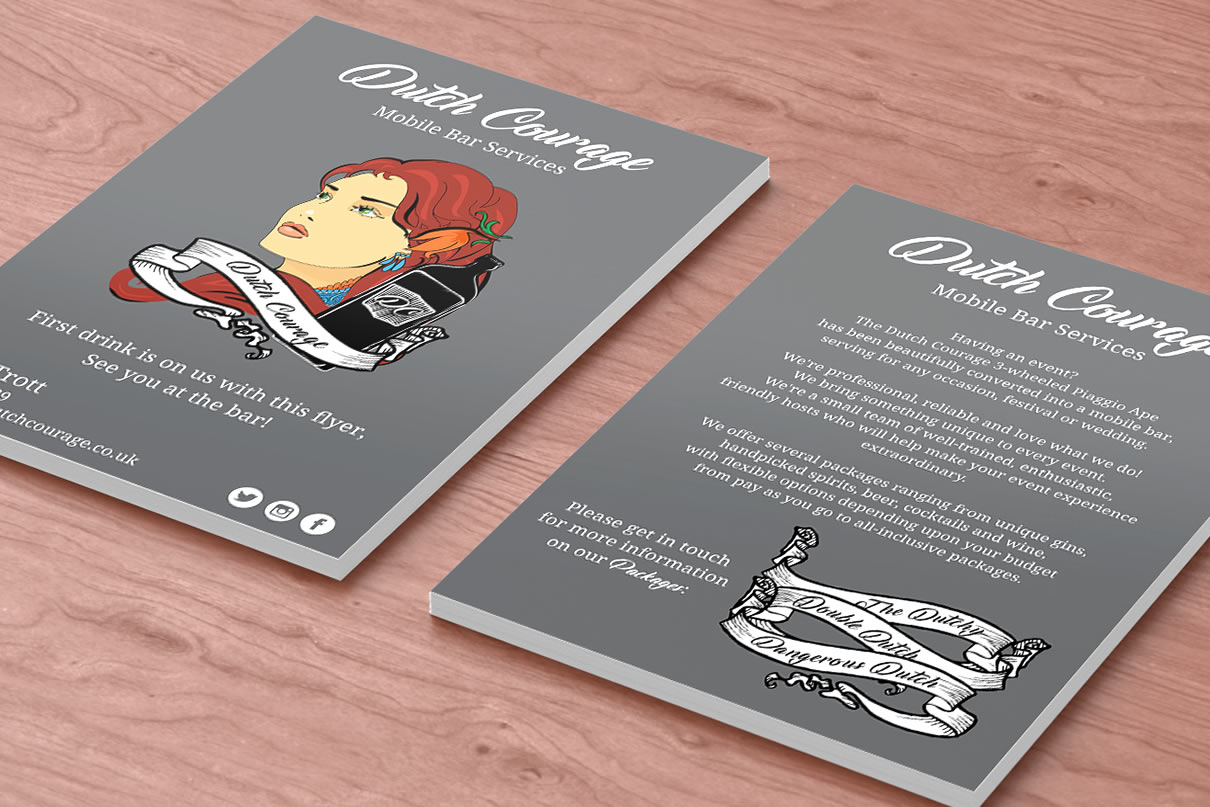 Leaflet Design in Hull