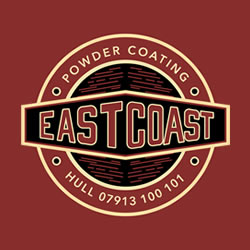 East Coast Powder Coating Logo Design in Hull