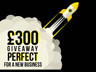 £300 Credit Giveaway On Our Facebook Page Featured Image
