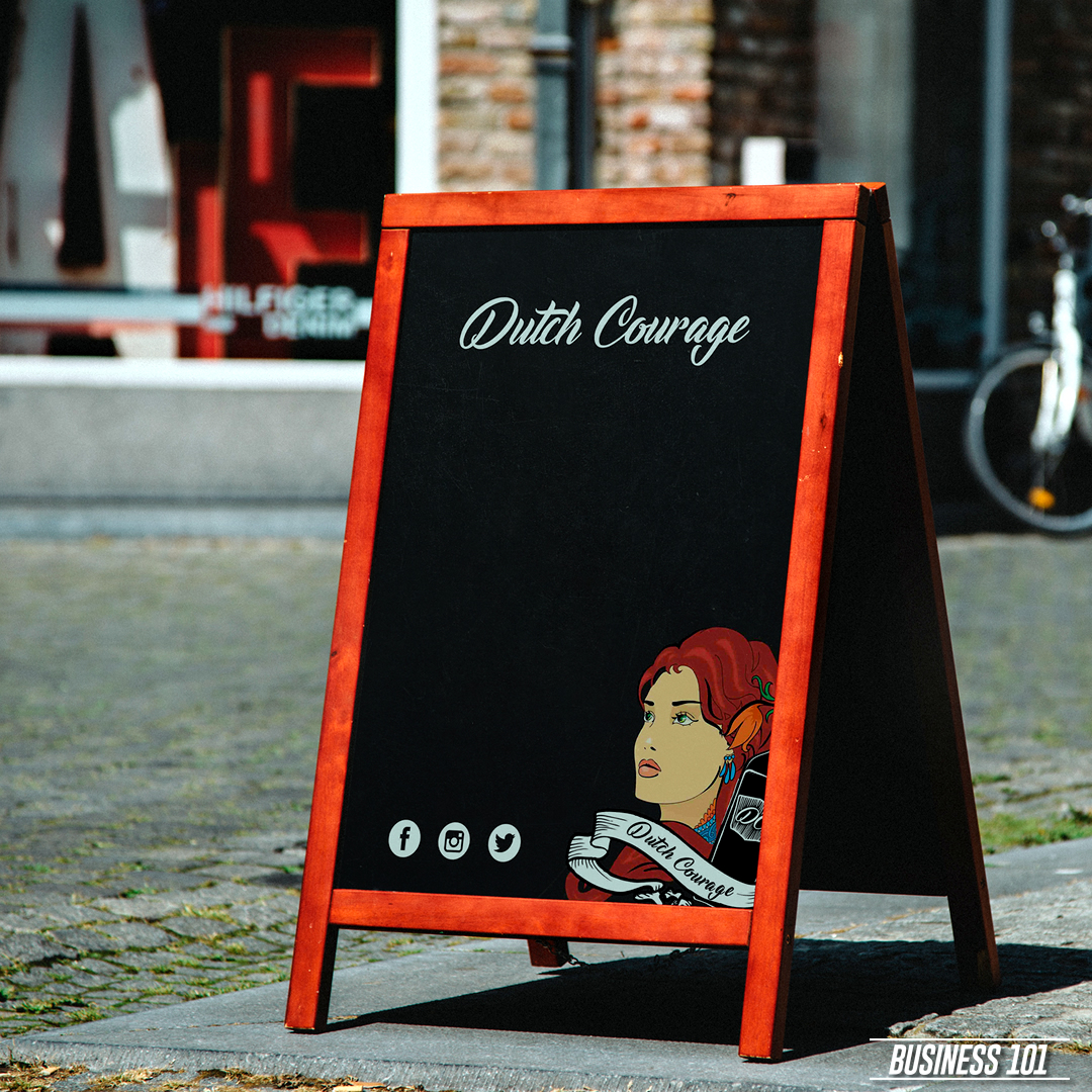 Design & Print in Hull - Some Dutch Courage