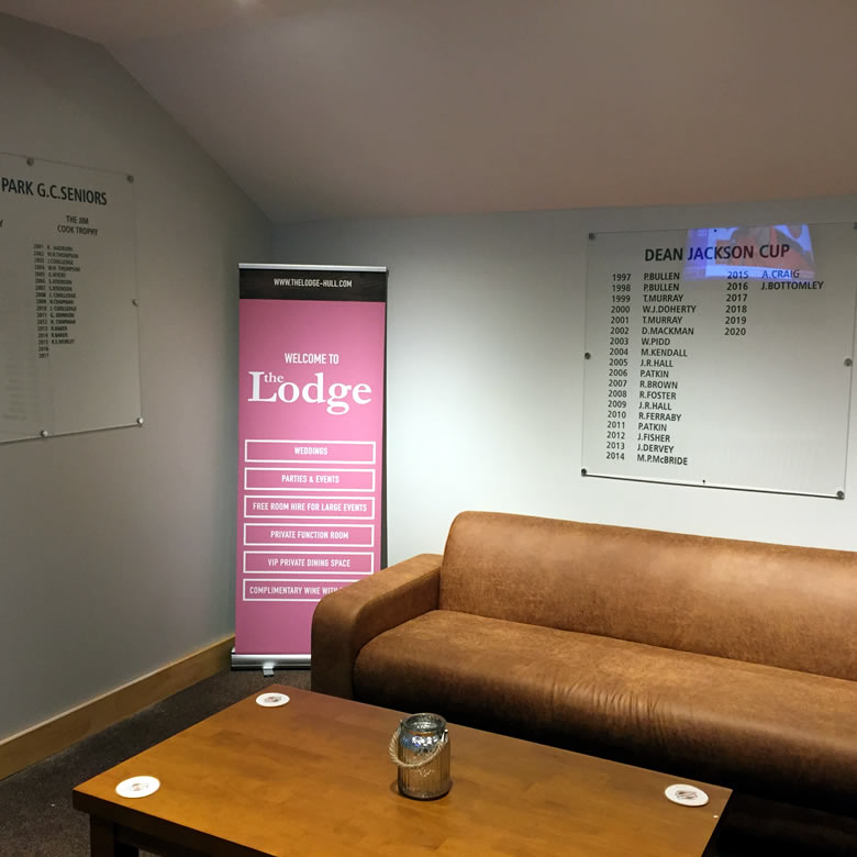 Interior Signage in Hull 4
