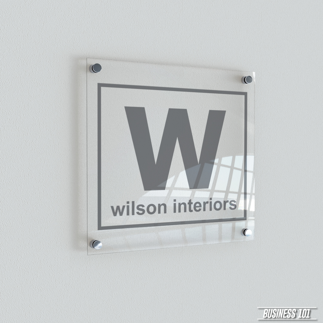 Signage In Hull - Wilson Interiors