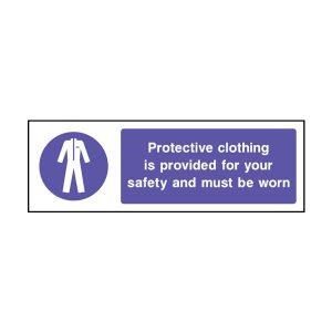 CLOTHING SIGN - MAND0002