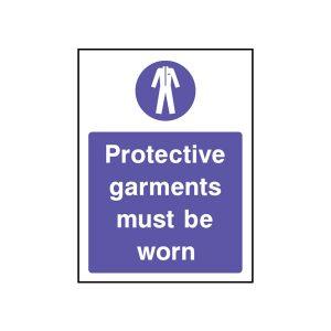 CLOTHING SIGN - MAND0005