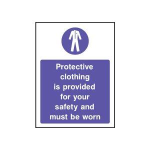 CLOTHING SIGN - MAND0006