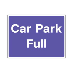 Parking Sign - PARK0007