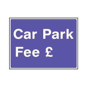 Parking Sign - PARK0010