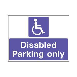 Parking Sign - PARK0011