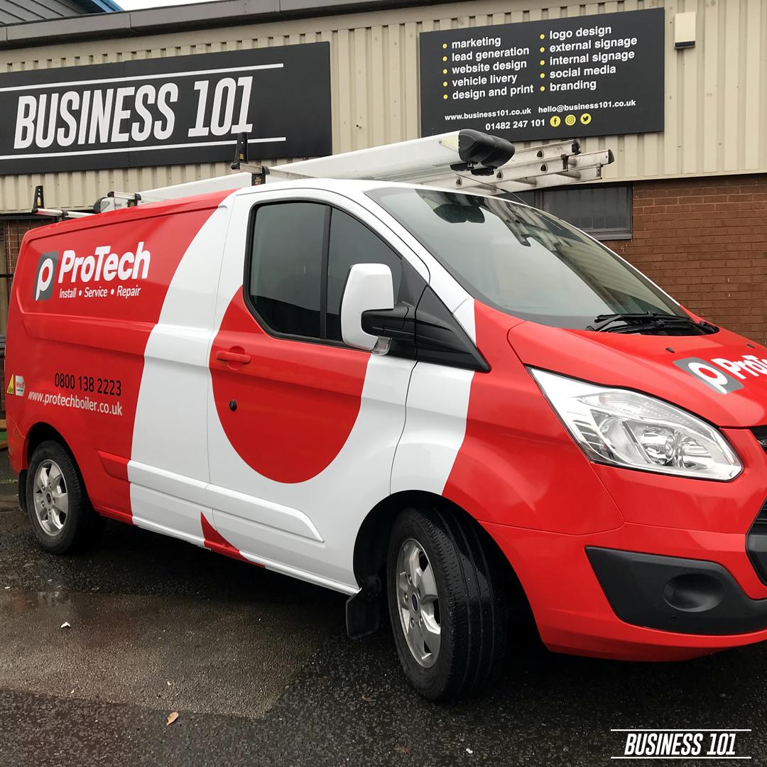 Protech Van