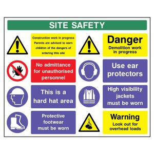 Site Safety - CONS0011