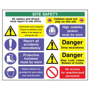 Site Safety - cons0012