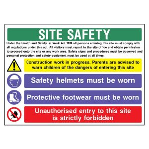 Site Safety - cons0014