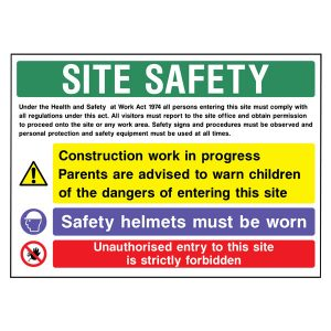 Site Safety - cons0015