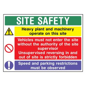 Site Safety - cons0016