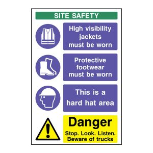 Site Safety - cons0019