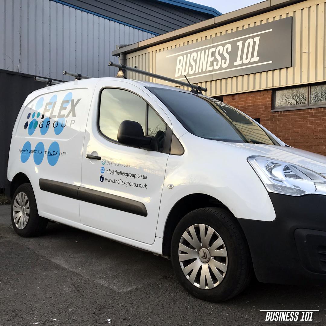 The Flex Group Van
