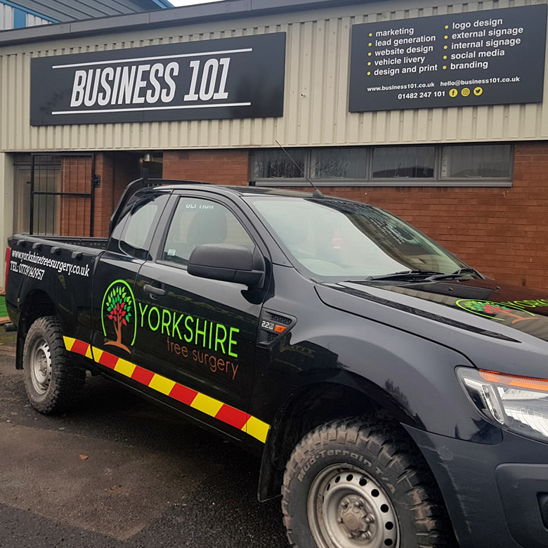 Vehicle Graphics in Hull 10