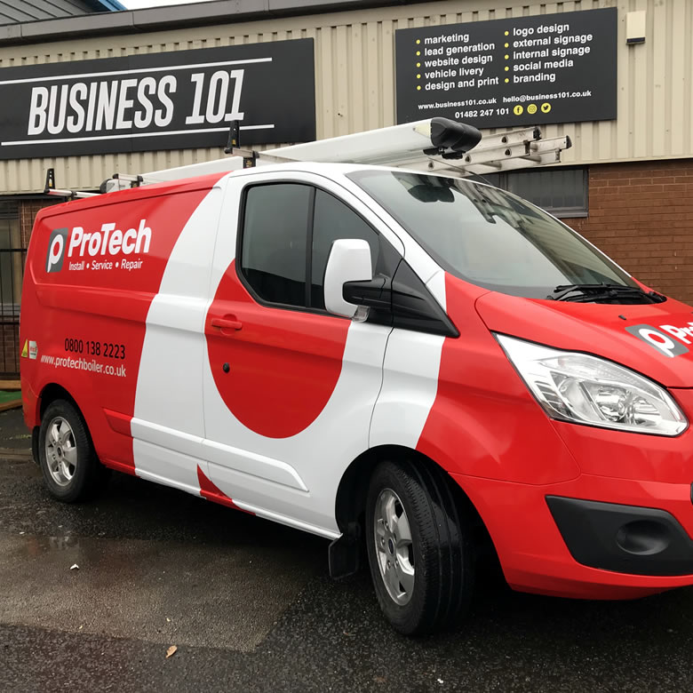 Vehicle Graphics in Hull 7