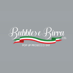 Bubbles e Birra Logo Design