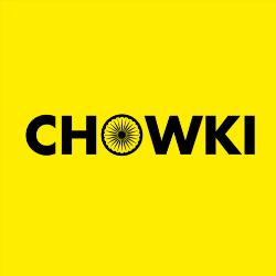 Chowki Logo Design