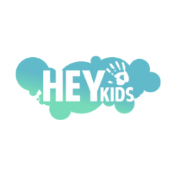 Hey Kids Logo Design