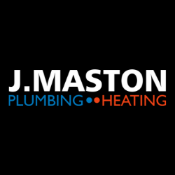 J.Maston Plumbing & Heating Logo Design