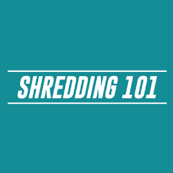 Shredding 101 Logo Design