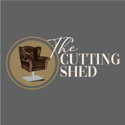 The Cutting Shred Logo Design